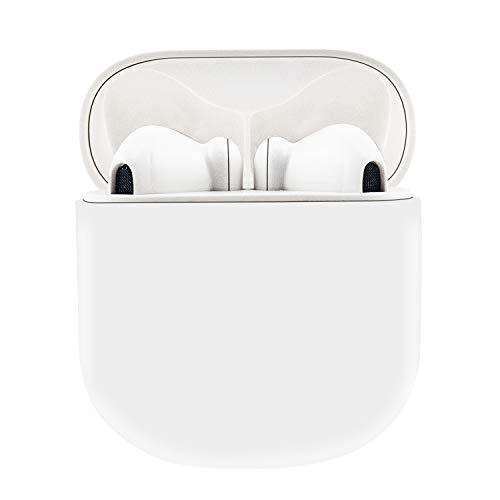 Auriculares Inalámbricos Bluetooth 5.0, Mini Auriculares Bluetooth Sin Cable Sport Cascos con Estuche de Carga de...