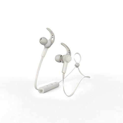 Hama - Auriculares inalámbricos - Hama Connect, Bluetooth, 4h de autonomía, Blanco