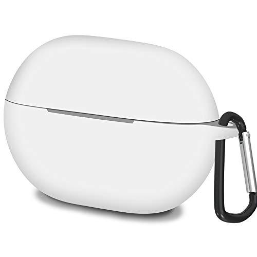 Geekria Funda de silicona para Huawei FreeBuds Pro, funda de carga, funda protectora de transporte, bolsa de viaje,...