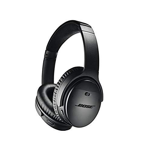 Bose QuietComfort 35 - Auriculares inalámbricos II, color negro