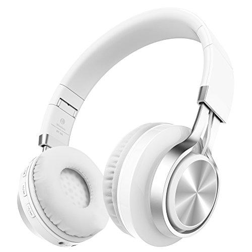Alihen BT-06 Swift Auriculares Estéreo Inalámbricos con Bluetooth 4.0, Micrófono y Control de Volumen + Cable de...