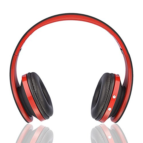 Ziu Smart Items - Auriculares Bluetooth inalámbricos (Cancelación de Ruido, micrófono Incorporado, Radio, conexión...