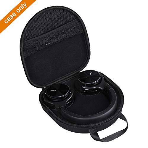 Aproca Duro Viajes Funda Bolso Caso para Cowin E7 / COWIN E7 Pro [Actualización] Auriculares inalámbricos Bluetooth