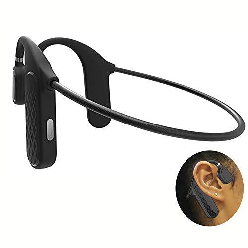 Auriculares de ConducciÓN ÓSea con Bluetooth 5.0, InalÁMbricos Auriculares EstÉReo HiFi con MicrÓFono, A Prueba de...