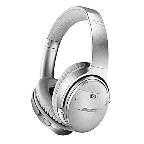 Auriculares Bluetooth con Cancelación de Ruido Bose QuietComfort 35 II: Auriculares externos Inalámbricos con...