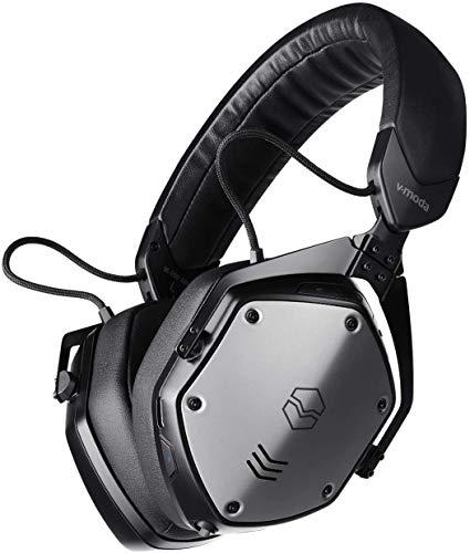 V-MODA M-200 ANC Auriculares inalámbricos Bluetooth con cancelación de Ruido y micrófono para Llamadas telefónicas