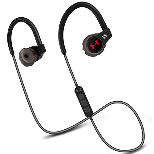 Under Armour - Sport Wireless Heart Rate Engineered by JBL, Auriculares intraaurales inalámbricos con monitorización...