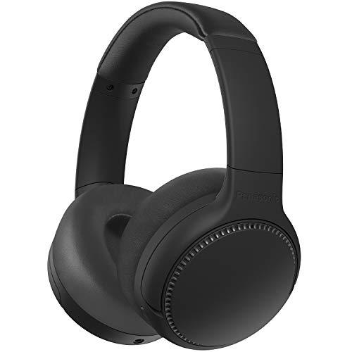 Panasonic RB-M500BE-K - Auriculares inalámbricos Bluetooth (vibración de Auriculares, Control por Voz, XBS Potenciador...