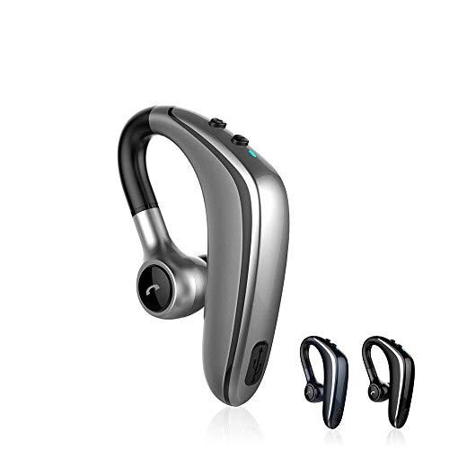 Slub - Auricular Bluetooth inalámbrico Manos Libres con micrófono y audífonos Impermeables V5.0 para Auto, para...
