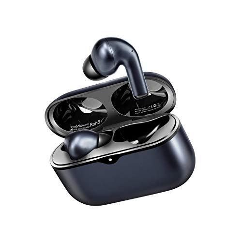 Synonix P3 Auriculares Inalámbricos in-Ear, Auriculares Bluetooth Deportivos, Cascos Inalámbricos, Calidad de Sonido...