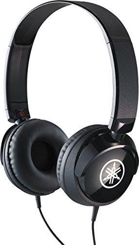Yamaha HPH-50 - Auriculares supraaurales de diadema, cascos sencillos con un ajuste cómodo y un sonido dinámico de...