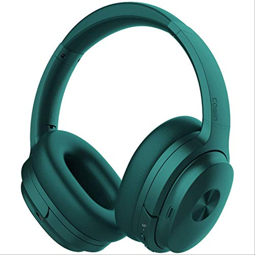 Cowin Se7 Auricular Bluetooth con Cancelación Activa De Ruido con ANC Auricular Inalámbrico con Gancho para La Oreja...