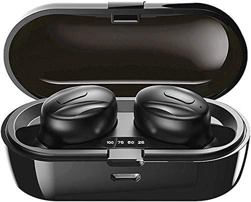Auriculares inalámbricos Bluetooth estéreo Aclouddatee CVC8.0 TWS con 135 horas de reproducción, auriculares...