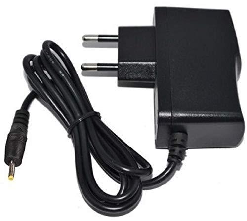 CARGADOR ESP Cargador Corriente 8V Compatible con Reemplazo para Auriculares Cascos Philips SHC8535/10 Recambio...