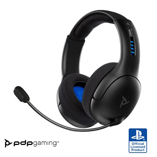 PDP LVL50 Wireless Headset PS4 Negro