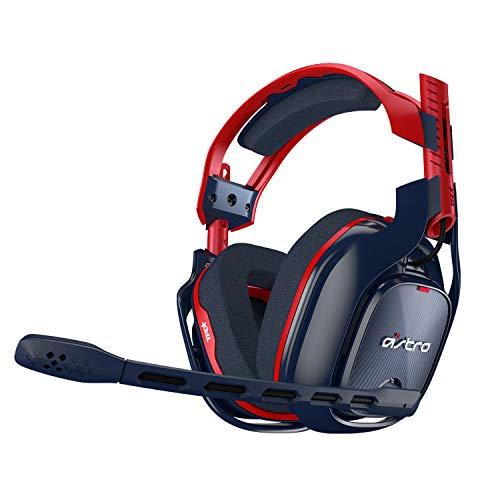 ASTRO Gaming A40 TR-X Auriculares alámbricos, 4ta gen, Audio V2, clavija de 3.5 mm, micrófono intercambiable, para...