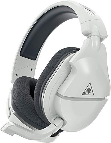 Turtle Beach Stealth 600 Gen 2 - Auriculares Gaming Inalámbricos - PS4 y PS5, Blanco