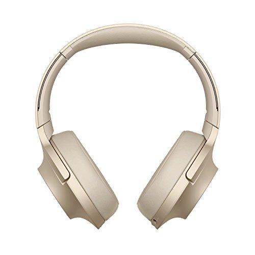Sony WHH900N - Auriculares de Diadema Inalámbricos con Alexa integrada (H.Ear, Hi-Res Audio, Cancelación de Ruido,...
