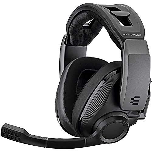 EPOS | Sennheiser Auriculares Inalámbricos para Gaming GSP 670 – Auriculares con Micrófono con Cancelación de Ruido...