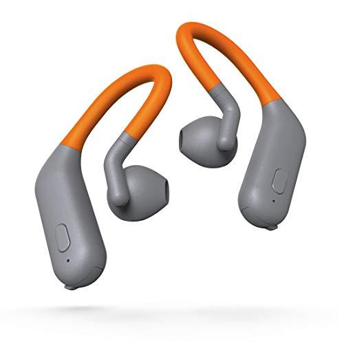 Thomson Auriculares Bluetooth inalámbricos (Auriculares Deportivos, ultraligeros, con Gancho para la Oreja y...
