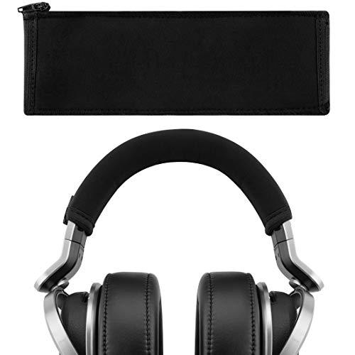 Geekria Funda para diadema de repuesto para Sony MDR-HW700, HW700DS, auriculares inalámbricos, cojín para la cabeza,...
