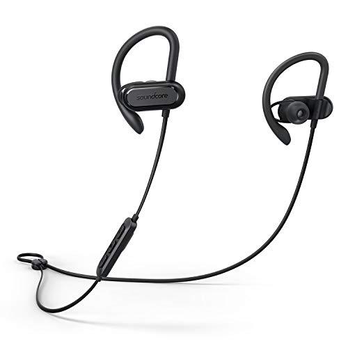 Soundcore Spirit X 2019, Auriculares inalámbricos Deportivos inalámbricos con Bluetooth con protección IP68...