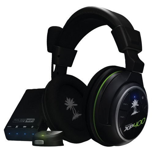 Turtle Beach - Auriculares Para Gaming Ear Force XP400 (Xbox 360, PS3)