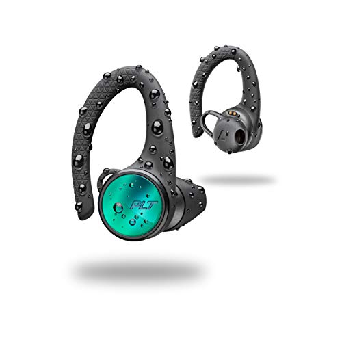 Plantronics BACKBEAT FIT 3150 Auriculares Deportivos Bluetooth inalámbricos Verdaderos, intrauditivos, IP57, Gancho...