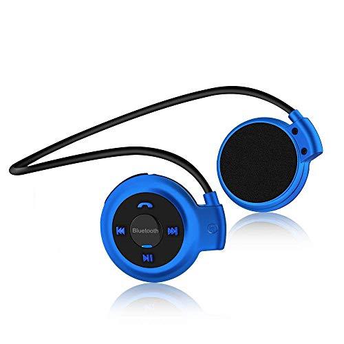 Auriculares Bluetooth Deporte V4.1 Auriculares Bluetooth inalámbrico con Rádio FM con micrófono para Correr,...