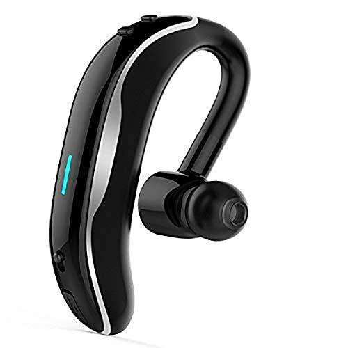 Shot Case Auriculares intraurales Bluetooth para Huawei P10 Lite, inalámbricos, Sonido Manos Libres (Gris)