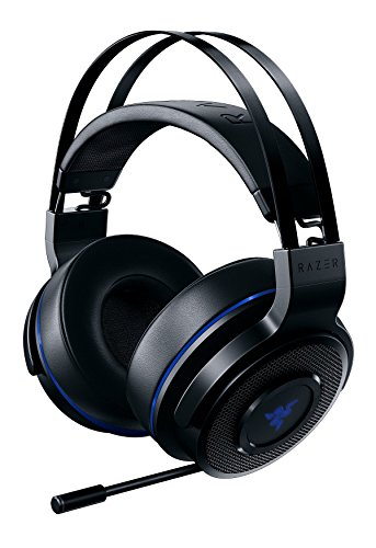 Razer Thresher 7.1 PlayStation Auriculares inalámbricos para juegos,PS4, PS5 y PC,auriculares inalámbricos,sonido...