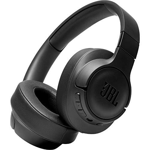 JBL Tune 700BT - Auriculares supraaurales con Bluetooth, cascos ligeros de diadema, con batería de hasta 27 horas y...