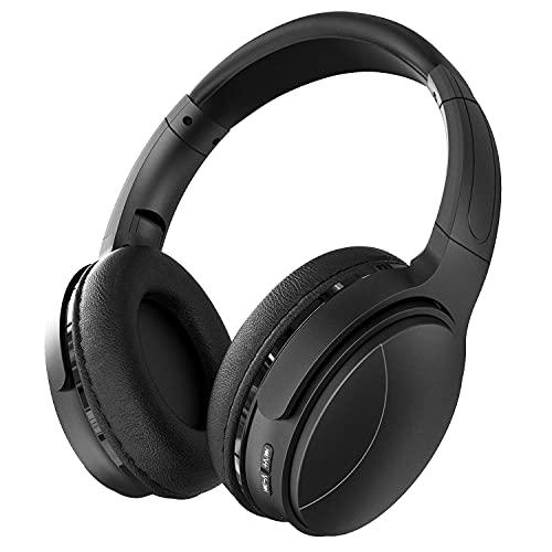 Auriculares Inalámbricos Cascos Bluetooth Cerrados Audifonos Diadema Plegables Graves Profundos Estéreo Inalámbricos...