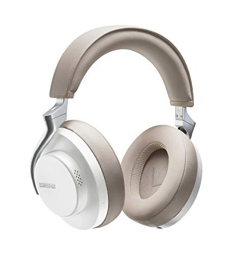 Shure AONIC 50 - Auriculares inalámbricos y con cancelación de ruido, calidad de estudio, Bluetooth 5, ajuste seguro...