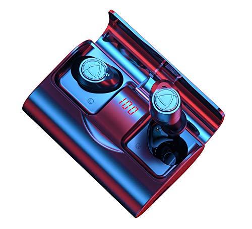 Auriculares inalámbricos Bluetooth 5.1 IHOUMI, para Hacer Deporte, Auriculares estéreo 6D de Alta fidelidad, Graves...