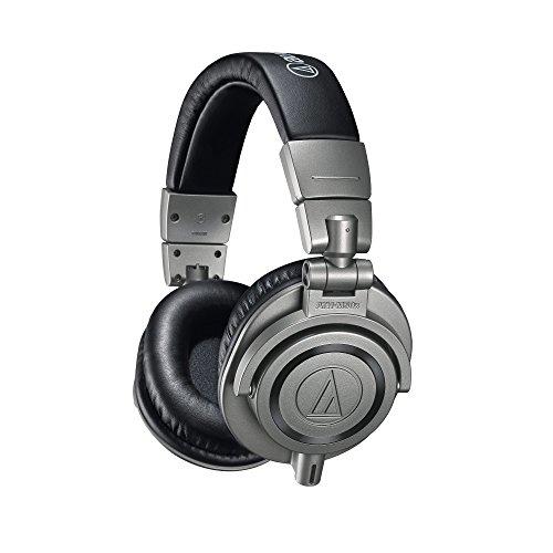 Audio-Technica ATH-M50XGM - Auriculares profesionales para monitorización en estudio, estuche rígido incluido...