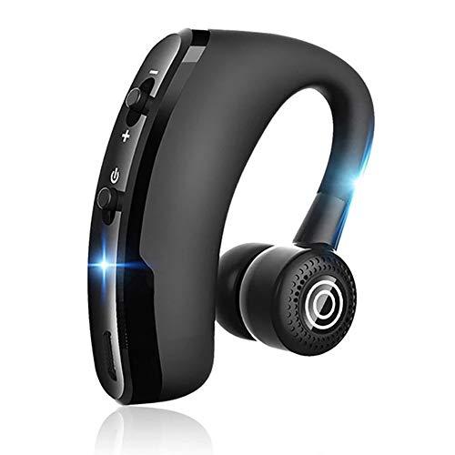 SHENXI Auricular Bluetooth 5.0 Auricular Manos Libres,25H Conversación con Micrófono HD Cancelación de Ruido,Pueden...