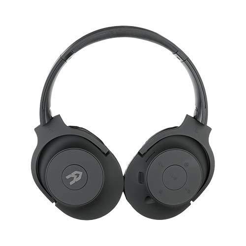 Avenzo - Auriculares Inalámbricos, Modelo AV626NG, Con Bluetooth, Cómodos y Adaptables, Con Reproductor MP3,...