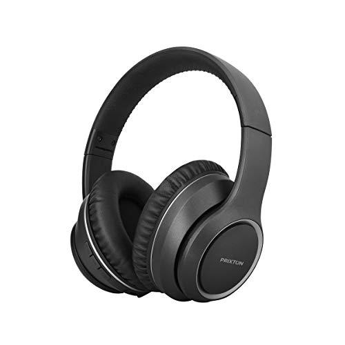 PRIXTON Live Pro - Auriculares ANC Diadema Cancelacion de Ruido/Noise Cancelling Headphones Cascos Bluetooth...