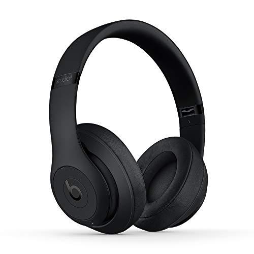 BeatsStudio3Wireless con cancelación de Ruido - Auriculares supraaurales - Chip Apple W1, Bluetooth de Clase1,...