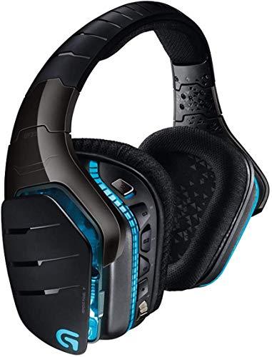 Logitech G933 Artemis Spectrum Auriculares Gaming Inalámbricos, DTS Headphone:X 7.1 Surround, Transductores 40mm Pro-G,...