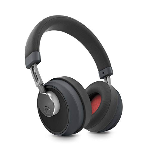 Energy Sistem BT Smart 6 - Auriculares Bluetooth con Tecnología Voice Assistant, Color Negro