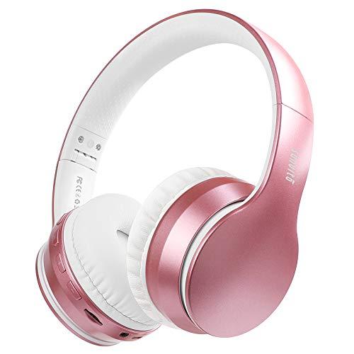 Auriculares Bluetooth 5.0 de Diadema Plegable,Sunvito 4 en 1 Estéreo Bass Inalámbrico Auriculares con Reproductor...