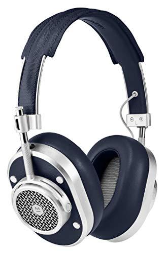 Master & Dynamic Auriculares Circumaurales Inalámbricos Mh40, Auriculares Sin Cable, Auriculares con Micrófono...