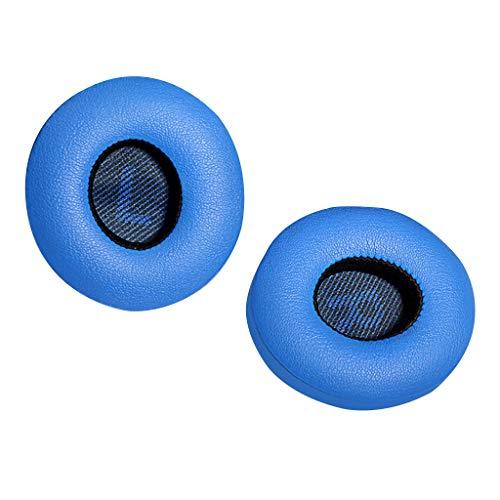 VVXXMO 1 par almohadillas de oído cojín de cuero almohadillas cubierta para J-BL EVEREST ELITE 300 V300BT V300...