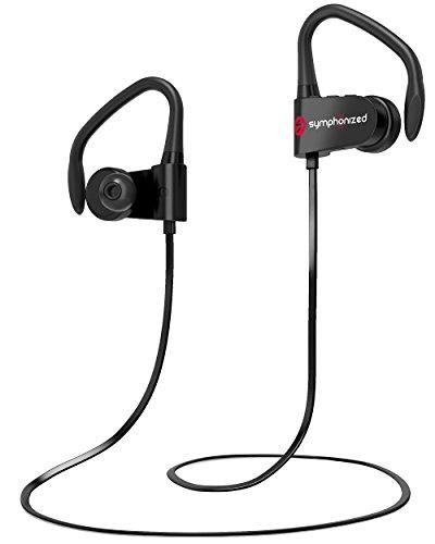 Symphonized PWR Bluetooth Auriculares Deportivos inalámbricos Resistentes al Agua con micrófono Auriculares...