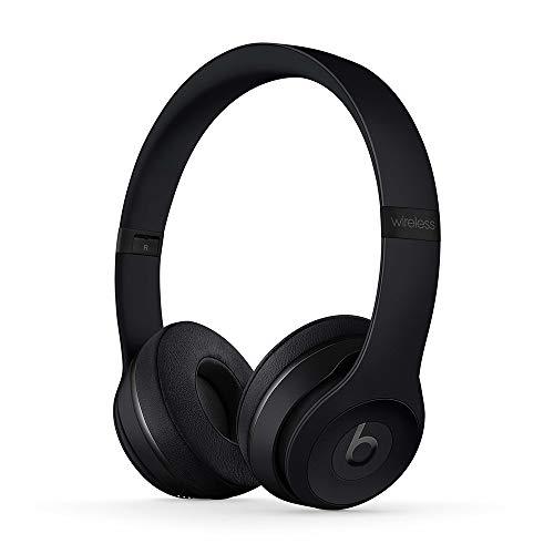 Beats Solo3 Wireless - Auriculares supraaurales - Chip Apple W1, Bluetooth de Clase 1, 40 Horas de Sonido ininterrumpido...