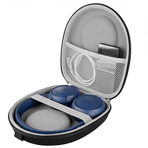 LinkIdea - Funda rígida para auriculares JBL Tune 500BT, JBL T500bt, JBL T600BTNC, JBL Live 400BT, JBL T450BT, JBL...