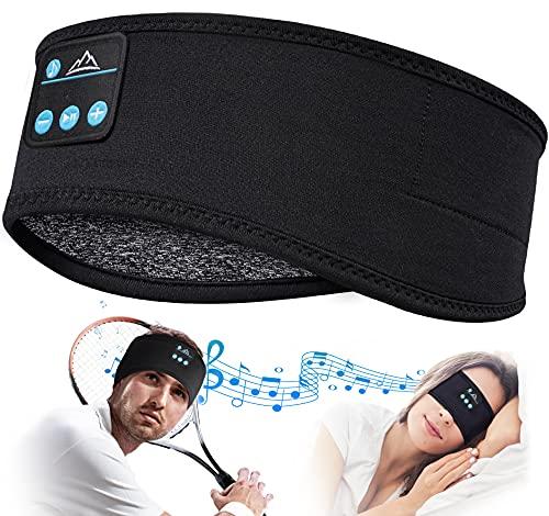 Auriculares para Dormir Regalos Originales para Hombre Mujer - Amigo Invisible Regalos Antifaz para Dormir Auriculares...