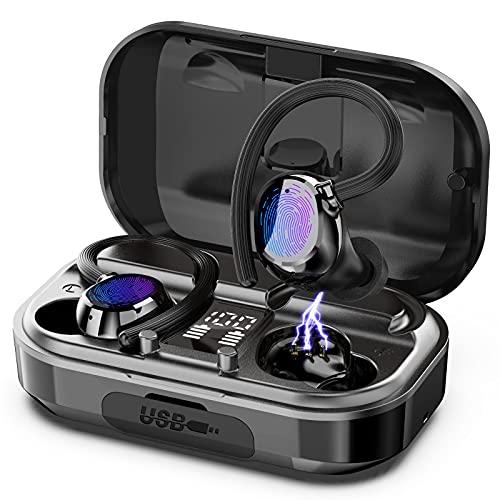 Judneer Auriculares Bluetooth 5.0, Auriculares Inalámblicos in Ear con Reducción del Ruido Estéreo, 56Horas de...